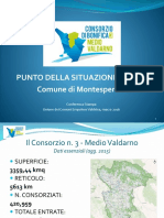 Presentazione Cbmv Montespertoli 07.03.2016