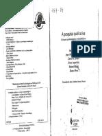 o Delineamento Da Pesquisa Qualitativa Jean Pierre Deslauriers e Michc3a8le Kc3a9risit[1]