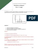 Mod Analog TD1 Cor