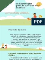 Estrategias Didácticas Para Las Matemáticas y Español