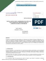 Revista Investigación y Desarrollo - BOTELLAS PET EN EL HORMIGÓN CICLÓPEO DE LOS CIMIENTOS CORRIDOS PARA LA CONSTRUCCIÓN DE VIVIENDAS.pdf