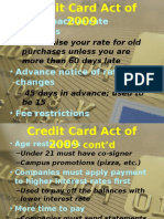 2016 - s2 - pf - week 10 - credit card act 2009