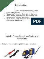 Mobile Repairing Guide Pdf