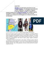 Origen de Los Mapuches