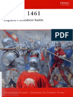 Towton 1461 - England s Bloodies Battle