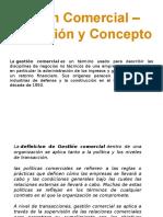 Gestión Comercial,Karina Cerna Risco