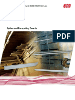 DSI ALWAG Systems Spiles and Forepoling Boards En