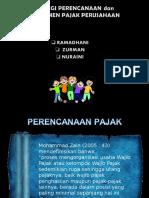 Kelompok 6_ Strategi Perencanaan Dan Manajemen Pajak Perusahaan Pptx