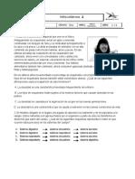 Ficha contextualizada biología