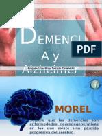 De Men Ciay Alzheimer