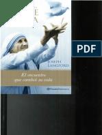 El Fuego Del Secreto de La Madre Teresa