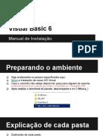 Instalação Visual Basic 6