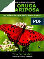eBook de Oruga a Mariposa