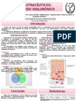 Trabalho de Cosmetologia - Nutracêuticos Ácido Hialurônico (Banner)