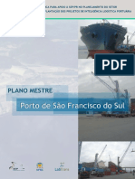 Plano Mestre Porto de Sao Francisco Do Sul