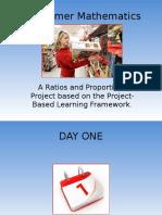 consumer mathematics powerpoint