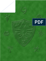 Zelda 5E Player's Guide