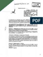Art.26 de La Ley 28687