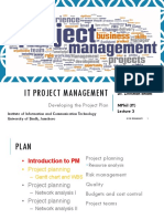 Chapter 2 _ IPM _ Developing Project Plan