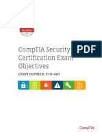 Comptia Security Sy0 401