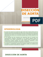 Diseccion de Aorta