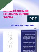 12. Biomecanica de Columna Lumbosacra 1 (1)