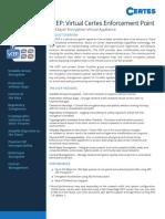 Certes VCEP Datasheet