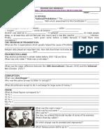 Prohibition Webquest