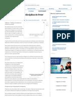 Sinopsis de La Quinta Disciplina de Peter Senge _ GestioPolis