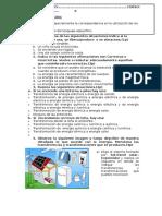 Evaluación 1ero ESO Energia Transformaciones Transferencia 2014