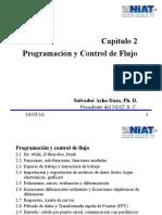 Cap 2 Programación y Control de Flujo