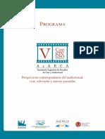 2016 Congreso Asaeca Programa