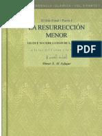 La Resurrección Menor