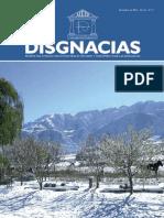 Revista Disgnacias 2015
