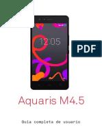 Manual Aquaris M4.5