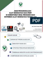 Paparan Rakon Binfar Padang 2015 Edit 160315 Prodis Alkes