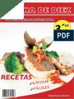 Cocina de Diez, Cristian Venegas y Sonia Vera