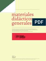 Materiales Generales Tango