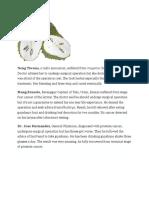 Mga Gumaling Sa Herbal Medicine
