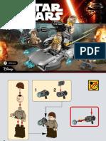 Lego Star Wars 2016 Resistance!