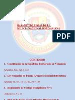 Base Legal de la Milicia Bolivariana