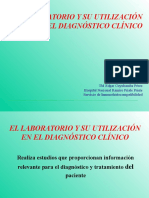 Interpretación de Laboratorio Clinico