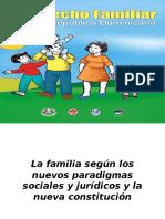 El Derecho de La Familia -NUEVA