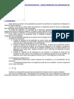 Turbidimetria y Nefelometria 2013