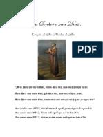 Oração de São Nicolau de Flue - (P. E. Quental - 1992 -)