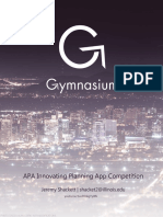 Gymnasium - APA Application