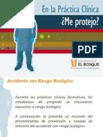 Atencion de Accidente Con Riesgo Biologico