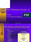 2 Basic Marketing Concepts II