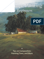 Landscape Painting Beginners 2015