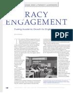 Literacy Engagement